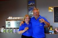 Tasman Delta Cafe, Restaurant and Catering Mt Cook NZ