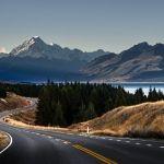 A road to paradise by Porames Rojanatreekoon