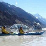 Adventure Activity Mount Cook Kayaking