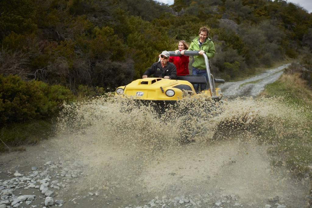 4wd Argo Tours Mt Cook National Park