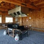Glentanner BBQ Pavilion Holiday Park Facilities Mount Cook