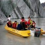 Glacier Explorers Boat Trip Tasman Glacier Lake Activities Mount Cook