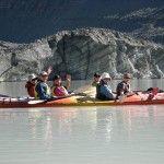 Glacier Sea Kayaking Mount Cook