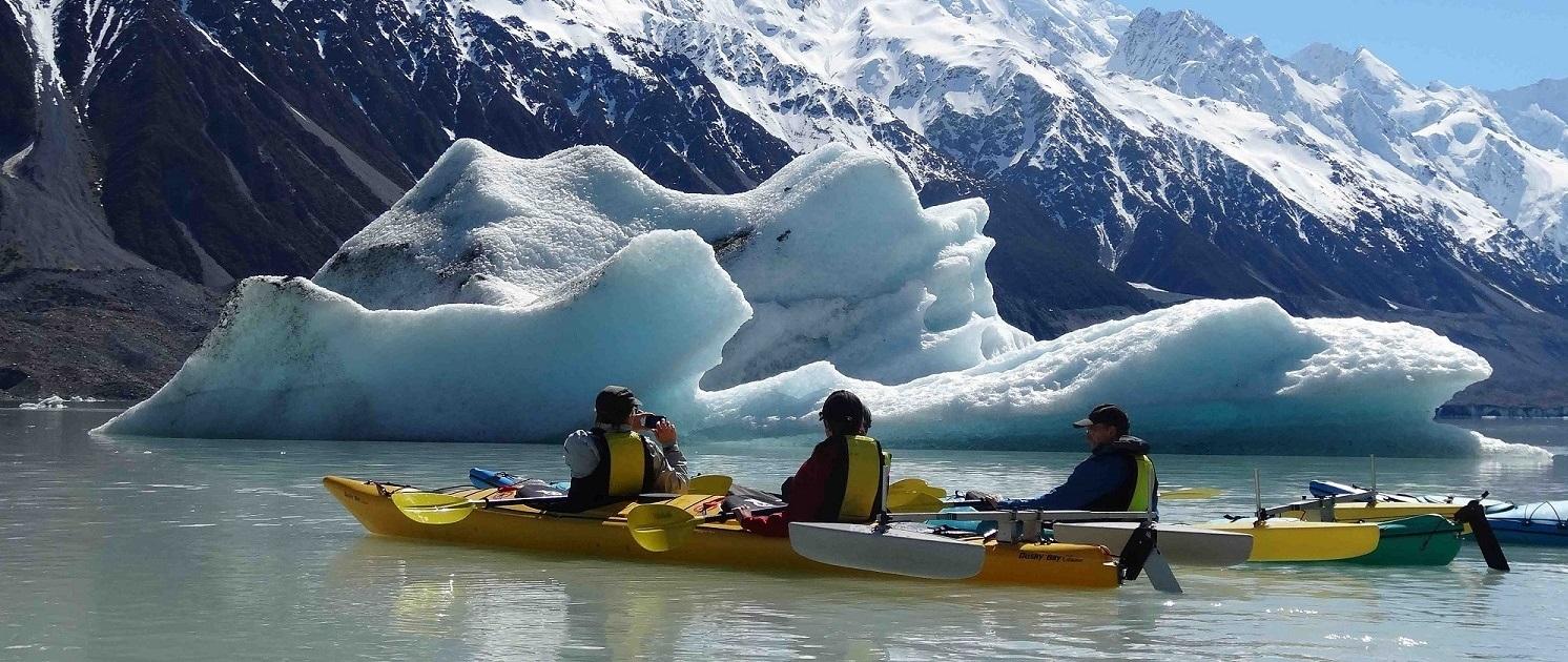 Mount Cook Glacier Sea Kayaking_cropped