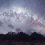 Mount Cook Milkyway by David Diehm