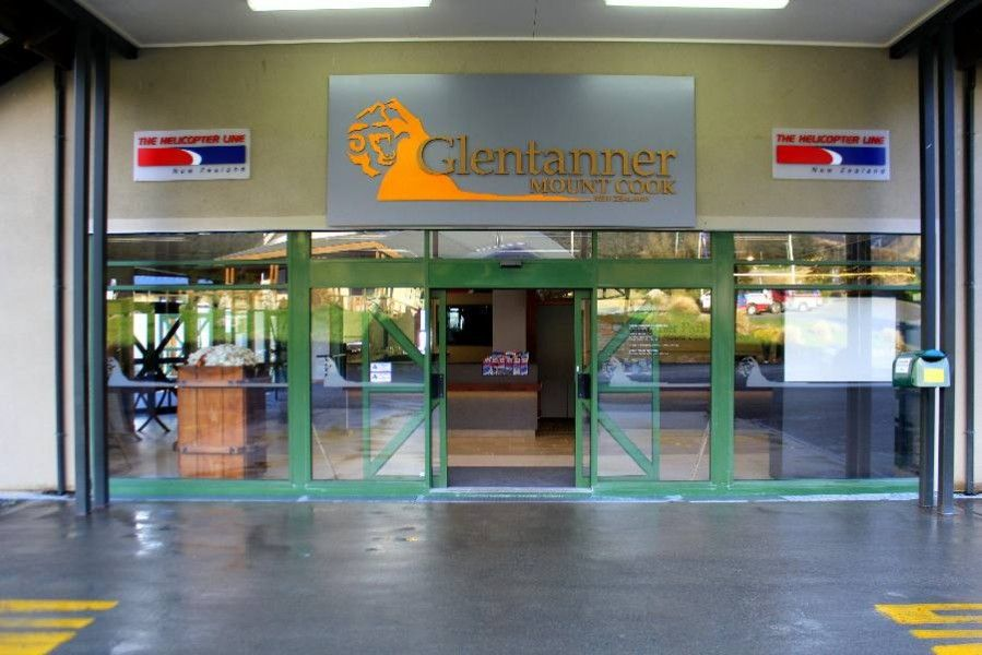 Welcome to Glentanner Park Centre, Mount Cook, New Zealand