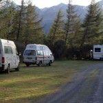 Glentanner Holiday Park Mount Cook New Zealand