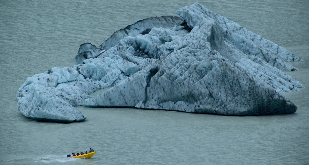 Tasman Glacier - Melanie Middlemiss