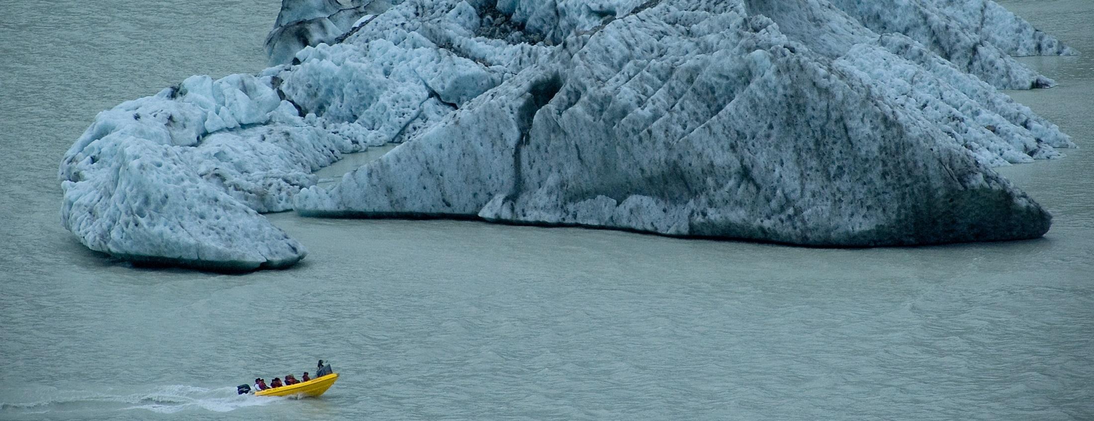 Tasman Glacier – Melanie Middlemiss