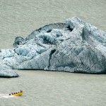 Glacier Explorers Boat Trip Mt Cook