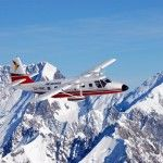 Flightseeing Air Safaris Glentanner Mount Cook