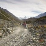 4WD Argo Tours Mount Cook New Zealand